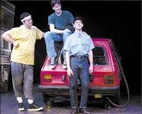 Daniel Zakarija, Aaron Lamb, and Greg Pragel.