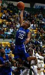 Darius Washington, in his Memphis days.