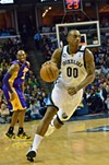 Darrell Arthur getting more minutes should be good for the Grizzlies.