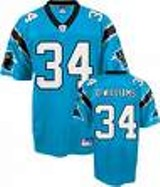 DeAngelo's new jersey. How will it fit?
