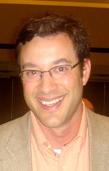 Democratic chairman Matt Kuhn