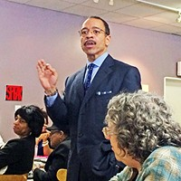 Democratic Mayoral Candidates Get Their Ya-Ya's Out