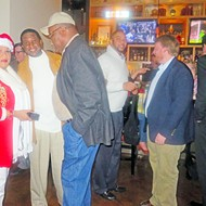 Dems Manage Spirited Christmas Party, Muse About Next State Chair