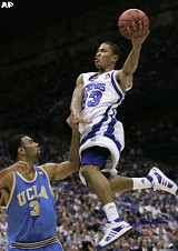 Derrick Rose helps Tigers soar over UCLA