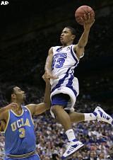 Derrick Rose helps Tigers soar over UCLA