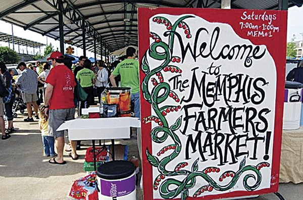 MEMPHIS FARMER'S MARKET