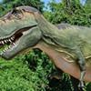 Dinosaurs at the Memphis Zoo