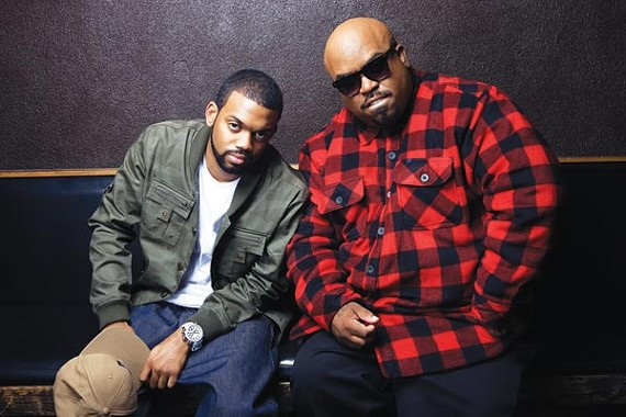 Don Trip and Cee Lo