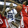 Memphis Beats Houston in CUSA Action, 77-64
