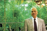 Dr. Mahmoud ElSohly oversees the Marijuana Project at Ole Miss. - BIANCA PHILLIPS