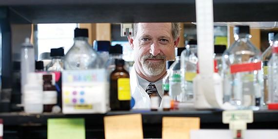 Dr. Michael Whitt of UTHSC