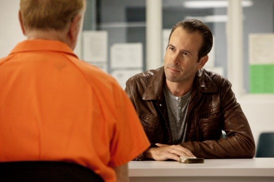 Dwight (Jason Lee) comes face to face with his fathers killer.