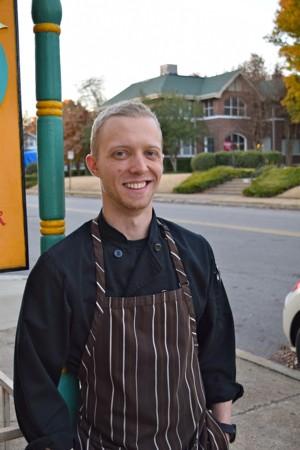 Ecco chef Armando Gagliano - JOHN KLYCE MINERVINI