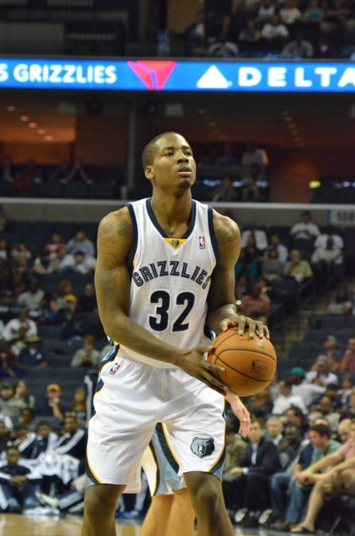 Ed Davis and his contract extension will tell us a lot about what direction the Grizzlies are going in this year.