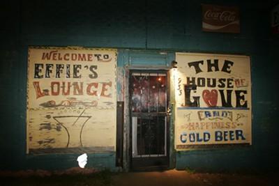 Effie's Lounge on N. Second