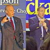 Elective Affinities: Southern Hopefuls Huckabee and Thompson