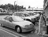 Electricity stations became gravestones for the EV1.