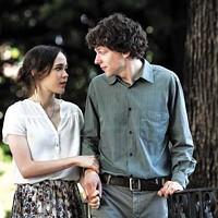 Ellen Page and Jesse Eisenberg
