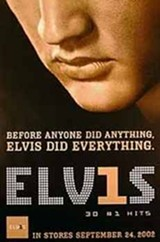 "Elvis: ""30 Number 1 Hits"""