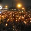 elvis candlelight vigil
