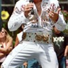 Elvis Impersonators, er, Tribute Artists to Gather in Memphis