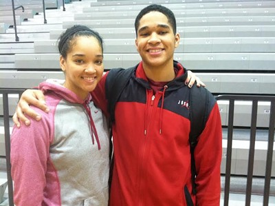 Emily and Marcus Lytle