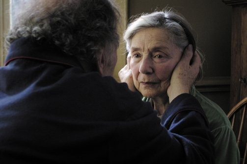 Emmanuelle Riva in Amour
