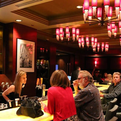 A Look at the New Jack Binion's Steakhouse