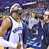 Face 99, Heel 89: Grizzlies/Warriors Game 3 Diary