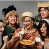Five Lesbians Eating a Quiche ...