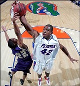 Florida's Al Horford is possible Griz choice at #4.