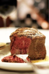 Folk's Folly, 1st place: Best Steak - BY JUSTIN FOX BURKS