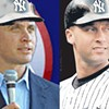 Ford Takes Job As Jeter Stand-In (Spoof)