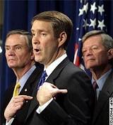 Former Senator Bill Frist