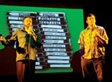 Found Footage Festival's Nick Prueher and Joe Pickett