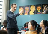 Francois Bgaudeau in The Class