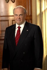 Fred Thompson: one journalist finds him a real yawn.