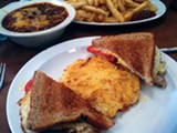 SUSAN ELLIS - Fried-egg sandwich