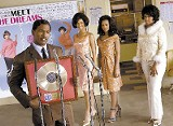 From left: Jamie Foxx, Beyonc Knowles, Anika Noni Rose, Jennifer Hudson