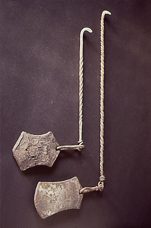 Fulani Iron Bar Currency, 19-20th c.