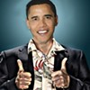 GADFLY:  Is Obama Overdoing the 'Just Folks' Thing?
