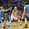 Game 1: Thunder 93, Grizzlies 91 — Déjà Vu Times Two