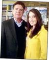 Gary Odom and his wife, Rachel
