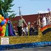Gay Pride fest in memphis