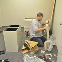 Office Rehab January 2, 2013 Getting down to business. Larry Kuzniewski