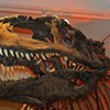 Giant, Killer Dinosaurs!