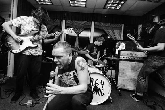 Gimp Teeth live at Black Lodge Video - JOSH MILLER
