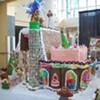 Gingerbread Dream at the Memphis Botanic Garden