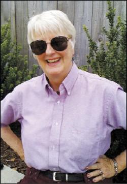 Josie in sunglasses