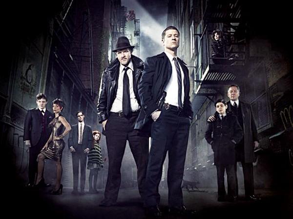 Gotham's cast